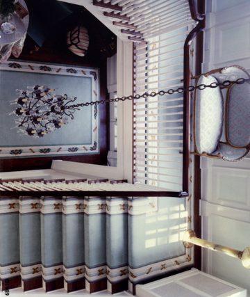 10 PORT Stair Tara blue #1.0